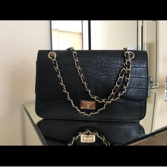 2cb550e4a4e8 Bags | Omar Sharif Paris Handbag Purse | Poshmark